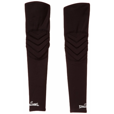 Manchon de compression shooting sleeves renforcées Noir Spalding