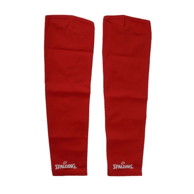 Manchon de compression shooting sleeves Rouge Spalding