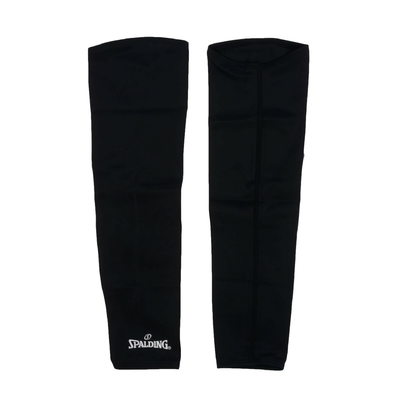 Manchon de compression shooting sleeves Noir Spalding