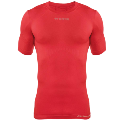 Sous-Maillot Thermo Errea MC Rouge