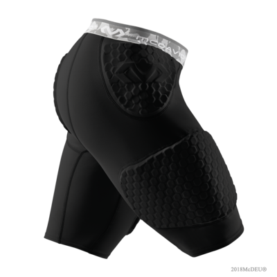 Short de protection Hex Wrap-Around Noir McDavid