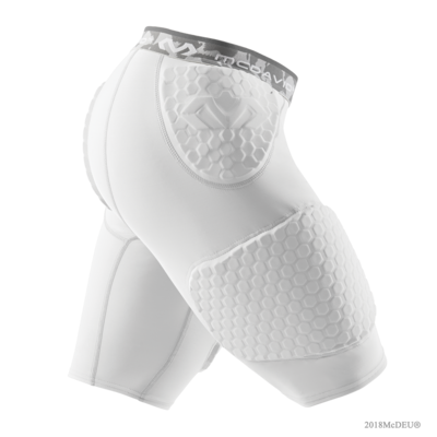 Short de protection Hex Wrap-Around Blanc McDavid