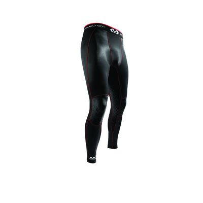 Pantalon de compression homme Noir Mc David