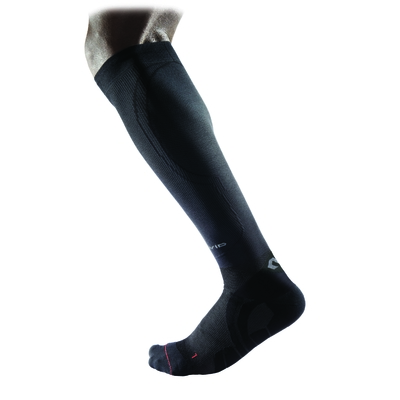 Chaussettes de compression sports-co ACTIVE Noir Mc David