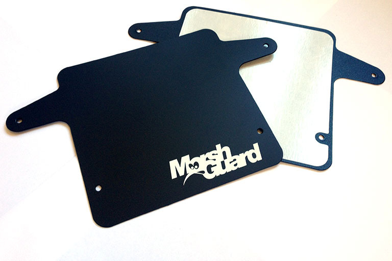 NUMBERBOARD MARSH GUARD