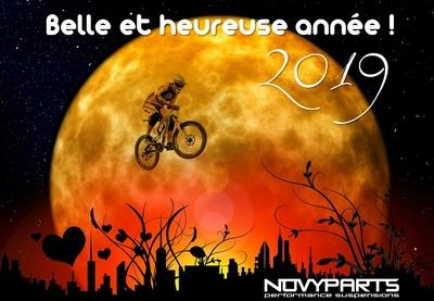 Bonne année 2019 Novyparts