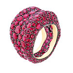 4.1 Fabergé Emotion Ruby Ring