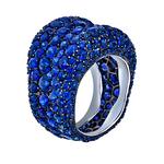 3.1 Fabergé Emotion  Sapphire Ring