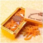 Crystallized Orange Peels Wooden Box
