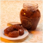 Candied Chesnut in syrup