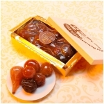 Candied Fruits Wooden Box