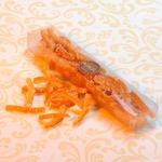 Crystallized Orange Peels Regelette