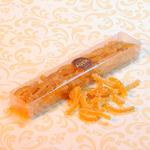 Crystallized Lemon Peels Reglette