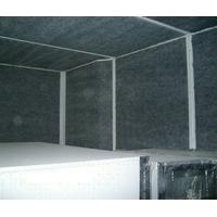 Mousse acoustique en plaque de 1000x2000x50mm - Acoustifibre-50mm en brut soit : 57€24 la plaque. Vendu à partir de 10 plaques