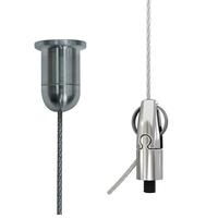 Câbles filetés embout Déco : 1/2/3/ m (2 pièces par sachet)