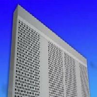 ACOUSTISON 50A - Panneau acoustique pré-laqué, multiperforé -