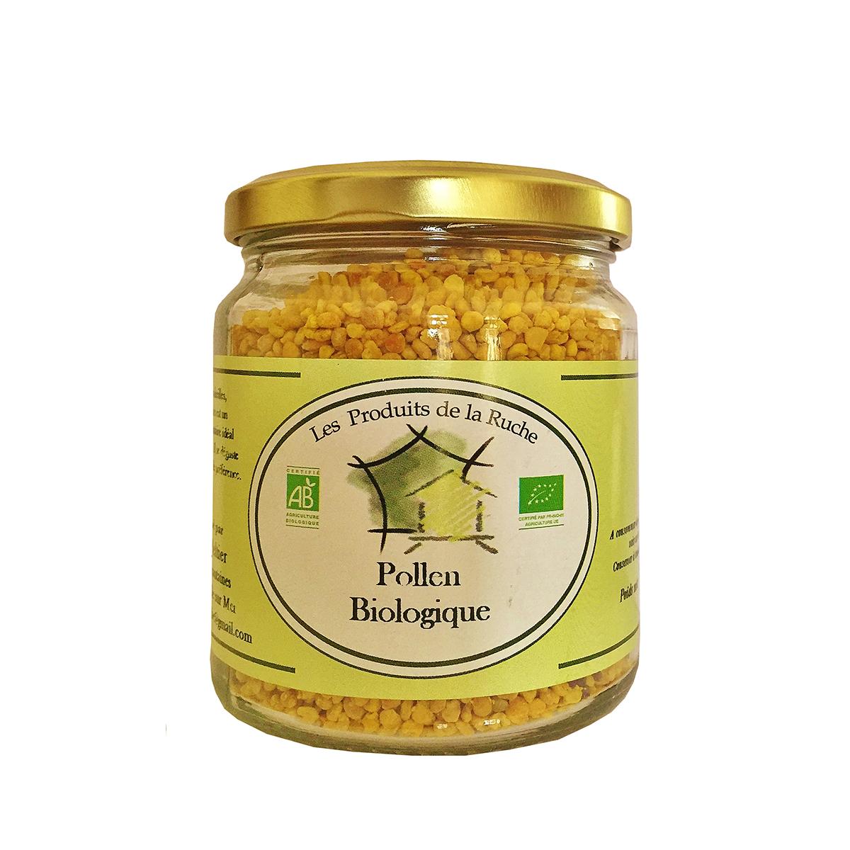 miel bio non filtre non pasteurise