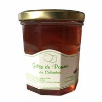 Gelée de Pomme au Calvados Bio