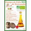 Etiquette Vinaigre de Cidre Bio