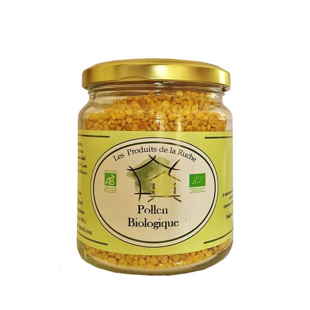 Pollen Bio Spécial Cure Bien Etre 165g - VinaigredeCidreBio.com
