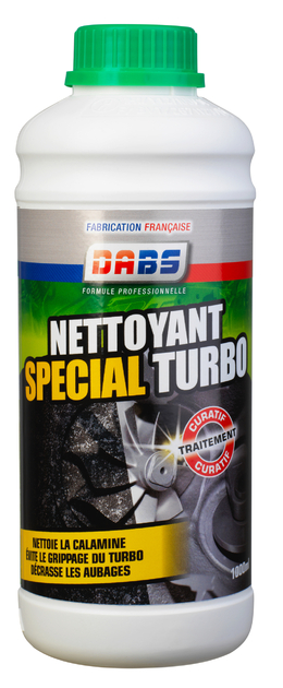 nettoyant turbo additifs dabs. Black Bedroom Furniture Sets. Home Design Ideas