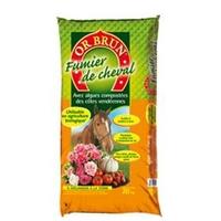 Or Brun ® - Fumier de Cheval 20 kg