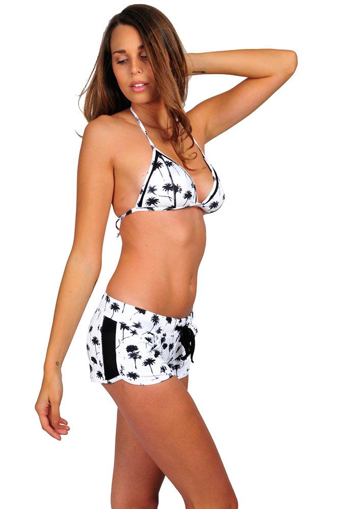 Pantaloncini da mare per ragazze bellissimi costumi da bagno - Costumi da bagno per ragazze ...