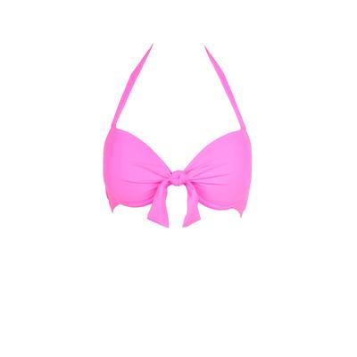 Mon Push-up Bikini - Costume da bagno a balconcino rosa (Pezzo di sopra)