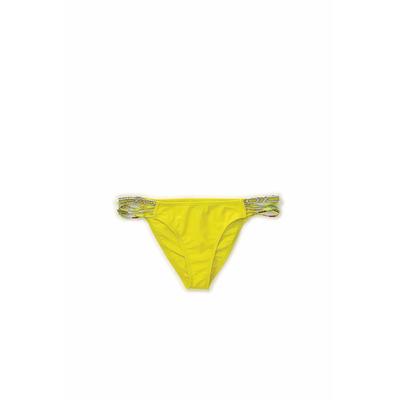 Pezzo sotto costume da bagno Abby giallo - Amenapih by Hipanema