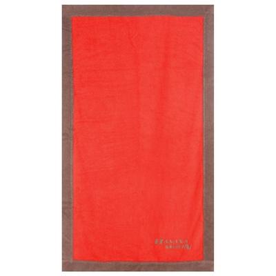 Telo mare Lanza Towely rosso corallo
