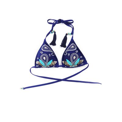 Costume triangolo blu Bandy Amenapih by Hipanema (Pezzo sopra)