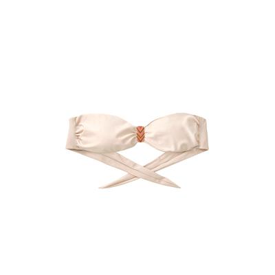 Costume da bagno a fascia Fantasy rosa - Amenapih by Hipanema (pezzo sopra)