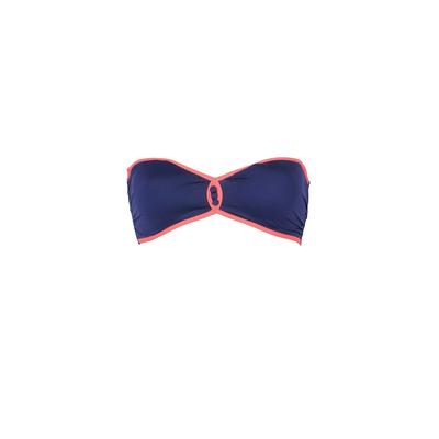 Costume da bagno a fascia blu navy Lipsi (pezzo di sopra)