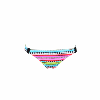 Slip di costume multicolore Hanami (Pezzo sotto)