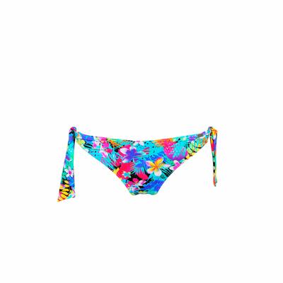 Slip di costume da bagno multicolore Maranhao (Pezzo sotto)