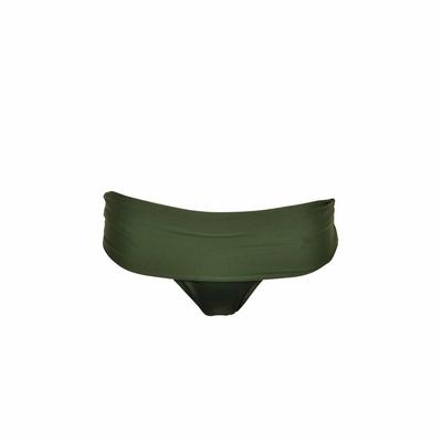 Costume a vita alta verde militare Swamis (Pezzo sotto)