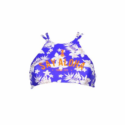 Teens - Costume a brassière blu Racer (Pezzo sopra)