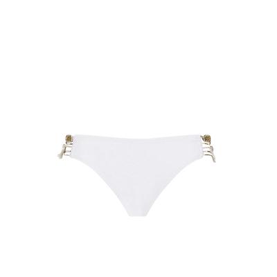 Slip di costume bianco Uniswim (Pezzo sotto)