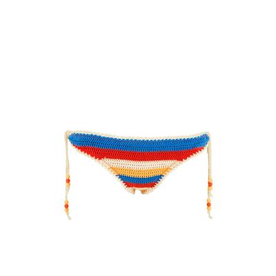 Slip di costume multicolore Caribbean (Pezzo sotto)