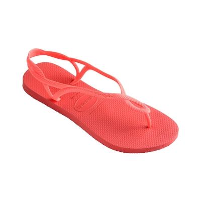 Sandali rosa corallo Luna