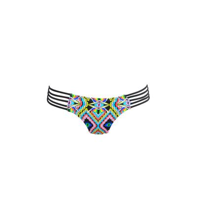 Slip mare Ma culotte Itsy Bikini multicolore Tribal (Pezzo sotto)