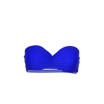 Mon Teenie Bikini Blu reale - Costume a fascia (pezzo sopra)