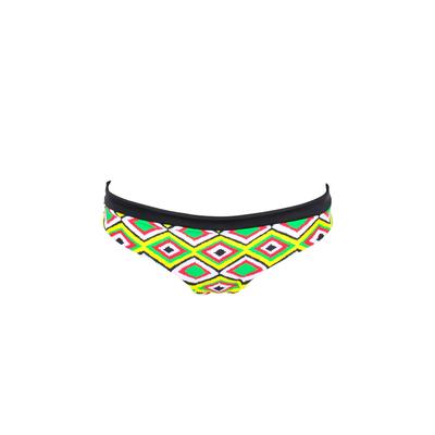 Costume tanga multicolore Menen (Pezzo sotto)