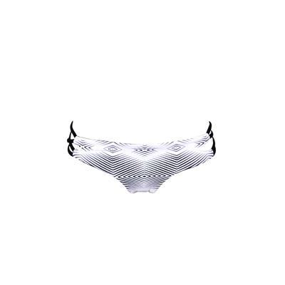 Costume tanga bianco reversibile Sivas (Pezzo sotto)