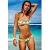 maillot-bandeau-2-pieces-rip-curl-jaune-fluo-tribal-myth