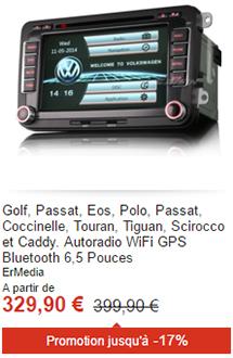 GPS volkswagen