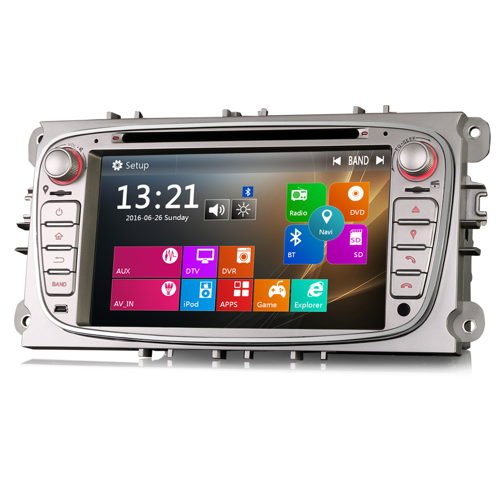 autoradio ford mondeo focus s max gps canbus. Black Bedroom Furniture Sets. Home Design Ideas