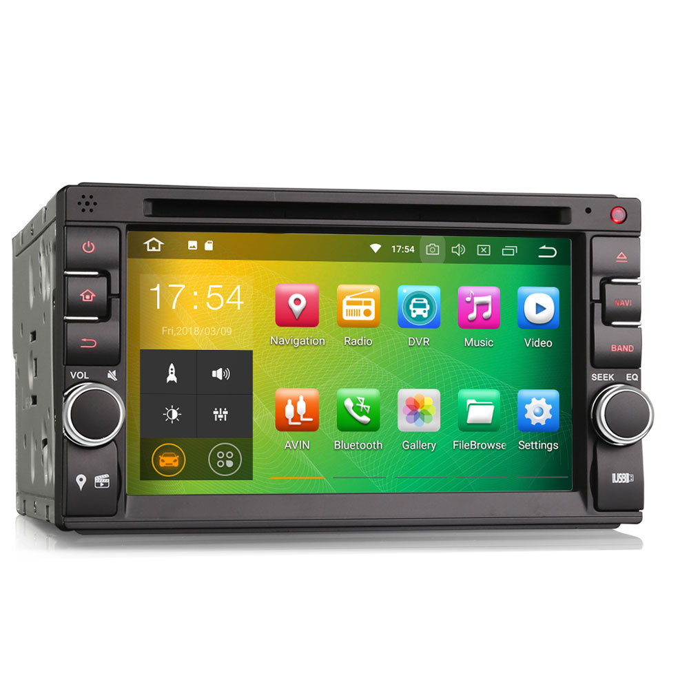 autoradio android 8 1 gps wifi dvd nissan x trail qashqai. Black Bedroom Furniture Sets. Home Design Ideas