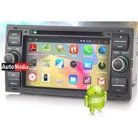 Autoradio Android 5.1 WIFI GPS Ford Kuga, C-Max, S-Max, Fiesta, Focus, Fusion, Transit, Mondeo - NOIR ou ARGENTE