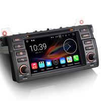 """Nouvel autoradio Android 8.1 BMW Série 3 E46 & M3 de 1998 à 2006 - Wifi GPS DVD USB Bluetooth écran tactile 7"""""""